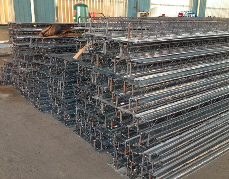 钢筋桁架楼承板生产加工
