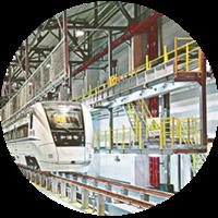 钢结构构件生产及钢结构安装